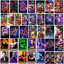 Ratgoo Random Sticker Pack for Avengers,95 Pcs Non-repetitive Appliques,Difficult to Fade,Long Lifetime,Ideal Decals for Your Water Bottle,iPhone,Laptop,Bike,Guitar and More.Show Your own Style.