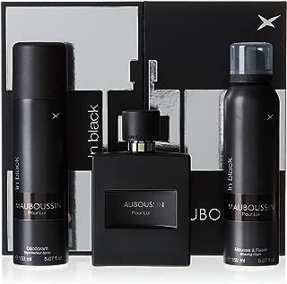 Mauboussin Pour Lui in Black 3piece Gift Set
