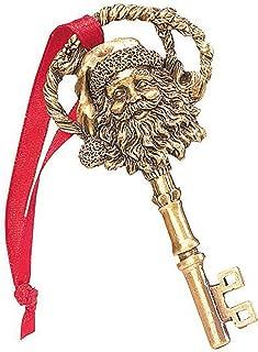 Ganz A Key for Santa Ornament Zinc Set