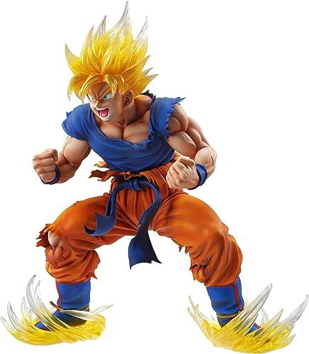 Super Figure Art Collection (23 cm PVC figure) Dragon Ball Super Saiyan Son Goku Ver. 2 [JAPAN]
