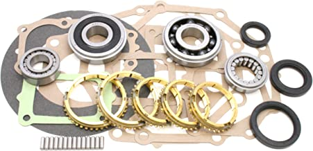 Transparts Warehouse BK160AWS Jeep AX5 Transmission Rebuild Kit with Rings