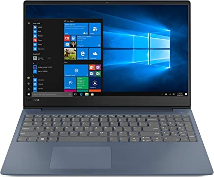 "2019 Lenovo Ideapad 330S 15.6"" HD LED Display Premium Laptop, Intel Quad Core i5-8250U (Beat i7-7500U), 8GB DDR4+16GB Intel Optane Memory, 1TB HDD, WiFi, HDMI, USB-C, Windows 10, Midnight Blue"