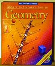 Holt, Rinehart & Winston: Geometry, Annotated Teacher's Edition
