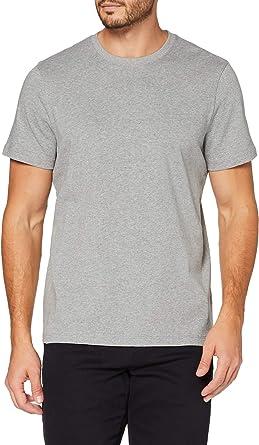 MERAKI Men's Slim Fit Crew Neck T-Shirt, Organic Cotton