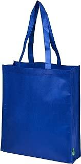 Bullet Poseidon Non-Woven Tote Bag (11 x 42 x 35cm) (Blue)