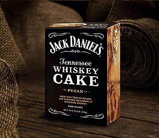 Jack Daniel's Whiskey Cake (Pecan)