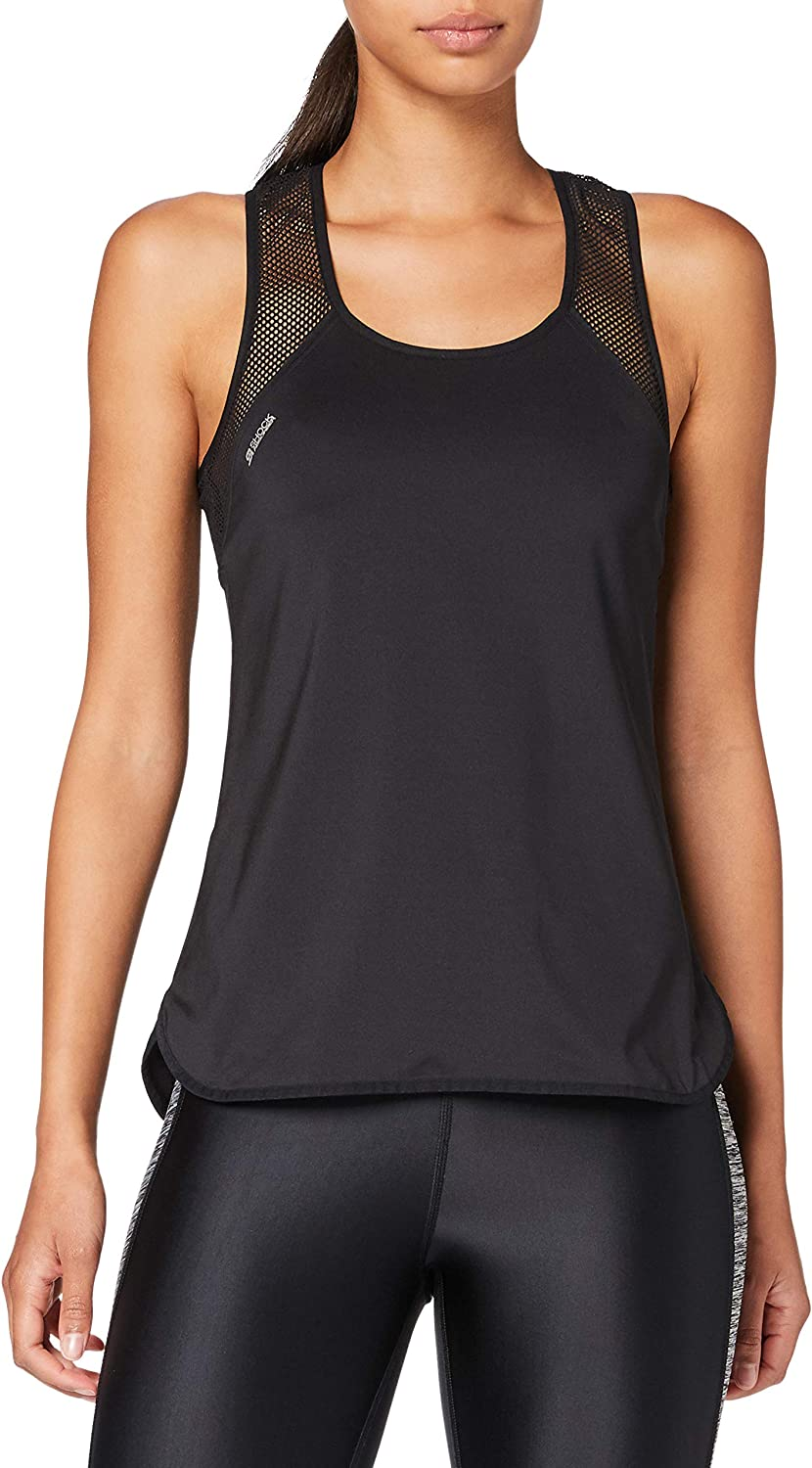 Shock Absorber Women's High Active Popular product Breathable Tank Many popular brands S0 Fitted Top