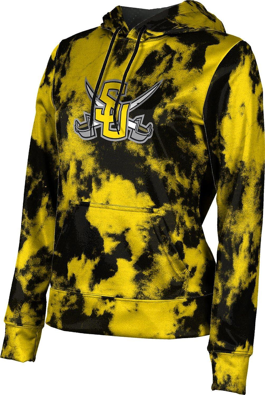 ProSphere Southwestern University College Girls' Pullover Hoodie, School Spirit Sweatshirt (Grunge)