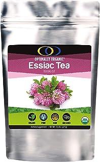 Organic Essiac Tea, Powerful Herbal Blend, Tea Bag Cut, All Natural, 1/2 lbs