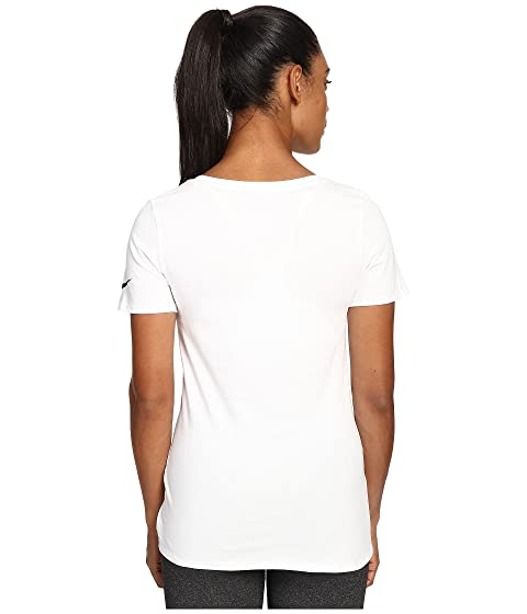 Crest USA blanca Nike blanca Camiseta Nike Crest USA Camiseta qxUgxa0
