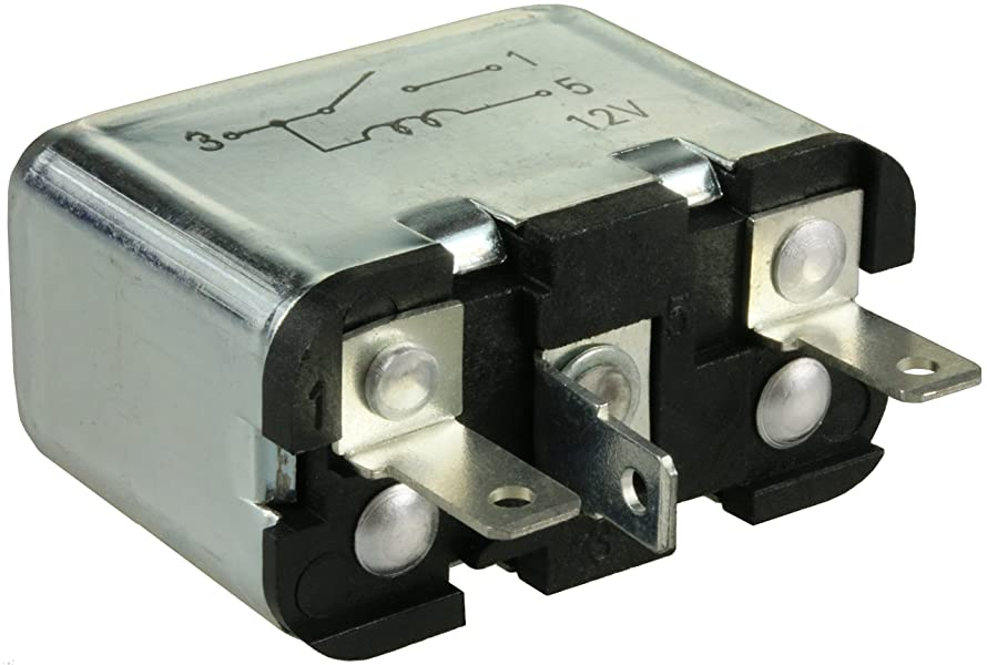 WVE by NTK 1S5023 Horn Relay