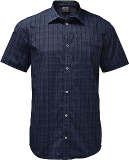 Jack Wolfskin Rays Stretch Vent Camisa, Hombre