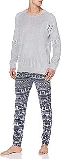 Schiesser Men's X-mas Geschenk Set Herren Pajama