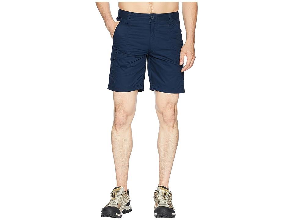 Columbia Boulder Ridge Cargo Shorts (Collegiate Navy) Men