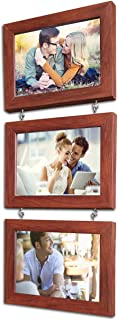 Art Street Hanging Photo Frame Impressive Chain Drop- Set of 3