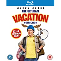 Deals on National Lampoons Vacation Blu-ray