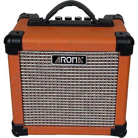 Amplificador guitarra Aroma mod.AG-10: Amazon.es ...