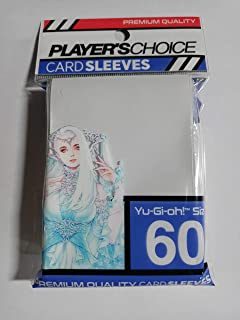 Player's Choice Mini White Sleeves Yu-Gi-Oh Size