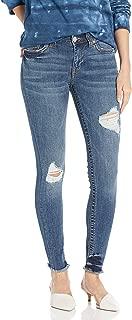 True Religion Women's Ankle Jennie Sn Noflp DEST Raw