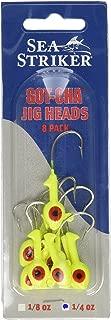 Sea Striker Got-Cha Jig Heads (8-Pack)