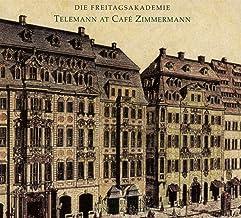 Telemann At Cafe Zimmerma