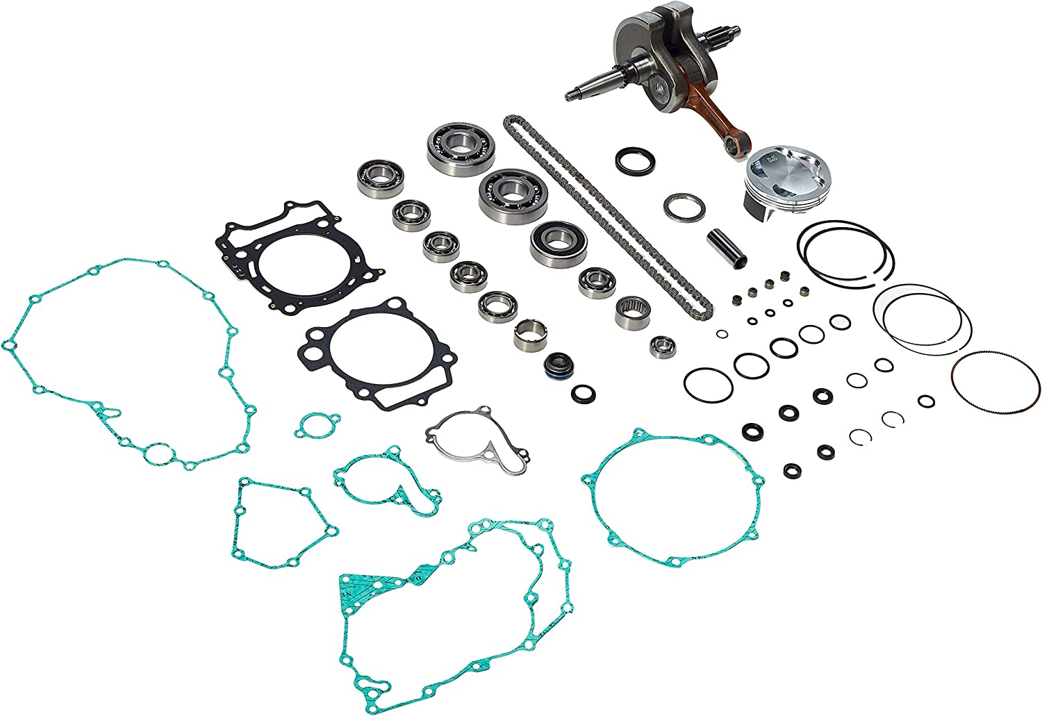 Wrench Rabbits WR101-147 Complete Very popular Rebuild Nippon regular agency Engine Kit