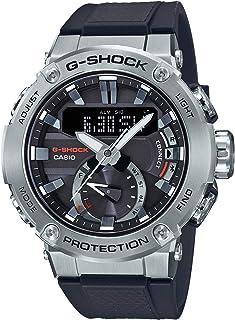 [カシオ] 腕時計 ジーショック G-STEEL ソーラー カーボンコアガード構造 GST-B200-1AJF メンズ ブラック