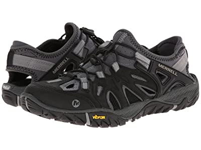 Merrell All Out Blaze Sieve (Black/Wild Dove) Men