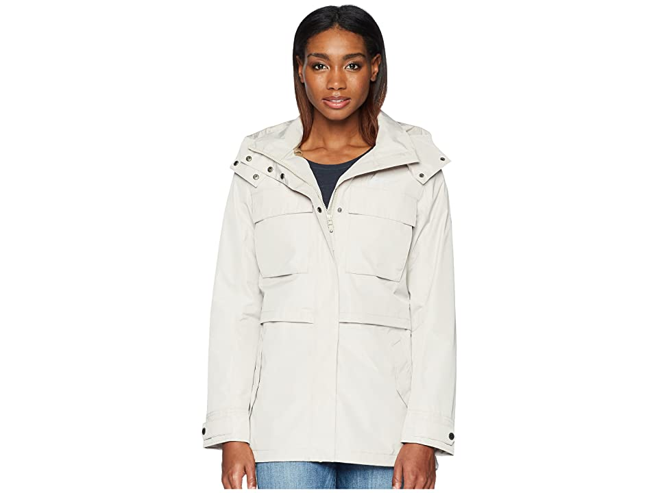 Jack Wolfskin Rosamond Parka (Dusty Grey) Women