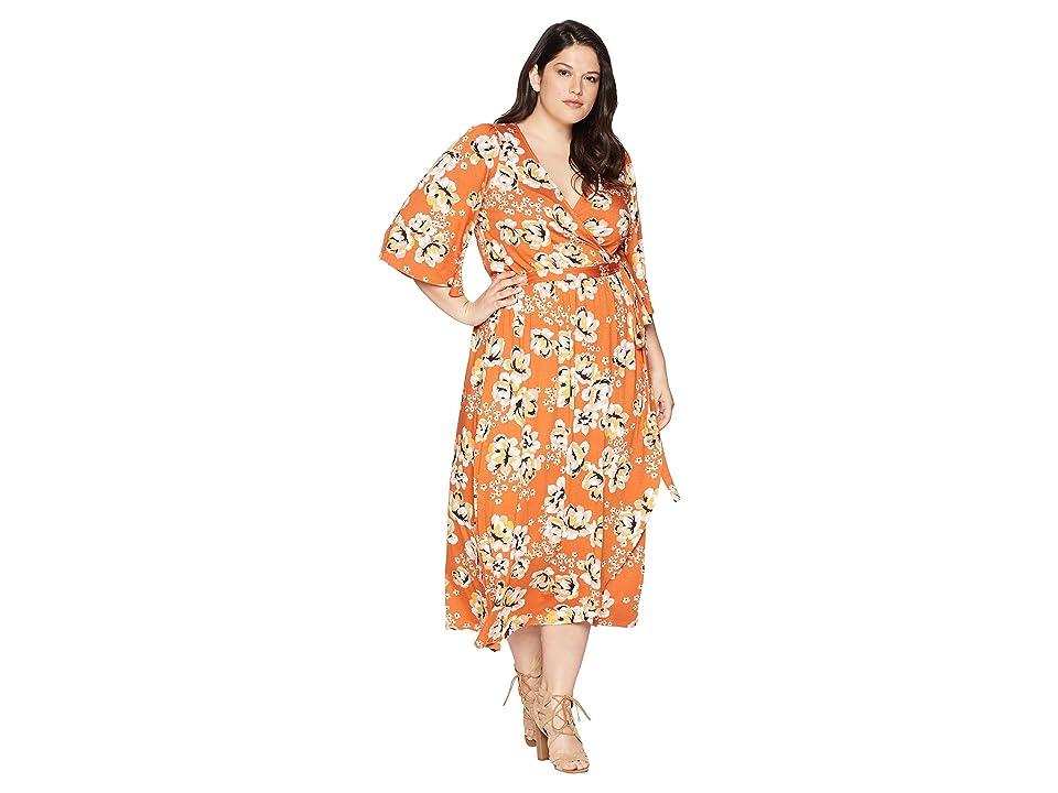 Rachel Pally Plus Size Tristan Dress (Zahara) Women
