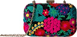 Sam Edelman - Juni Embroidered Minaudiere