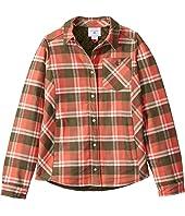 Avery Flannel Jacket (Little Kids/Big Kids)