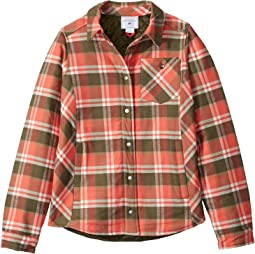 Coral Berm Plaid