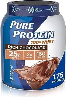 Whey Protein Powder by Pure Protein Gluten Free
