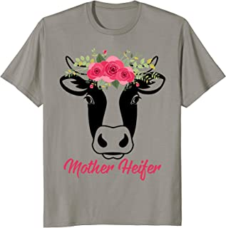 Best mother heifer shirt Reviews
