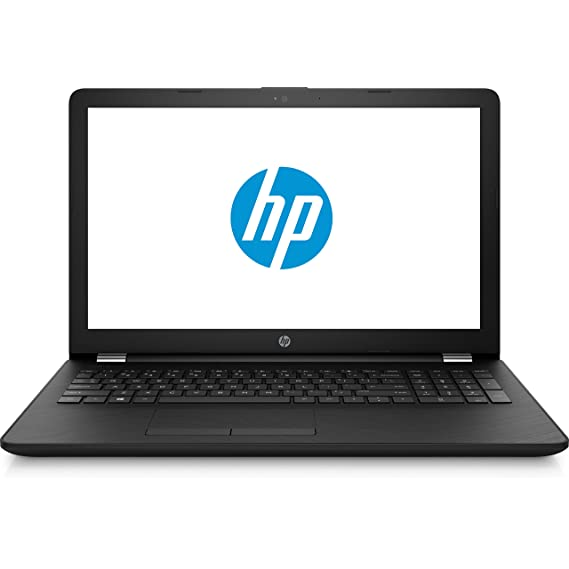 HP 15-bs654TU 15.6-inch Laptop (7th Gen Core i3-7100U/4GB/1TB/15.6 Full HD Display/Windows 10 Home, Integrated Graphics, Sparkling Black)
