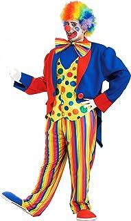Forum Novelties Men's Plus-Size Big Fun XXX-Large Clown Costume