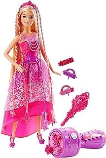 comprar comparacion Barbie Muñeca Reino de los peinados, juguete +3 años (Mattel DKB62) , color/modelo surtido