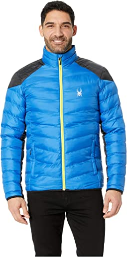 Geared Synthetic Down Jacket