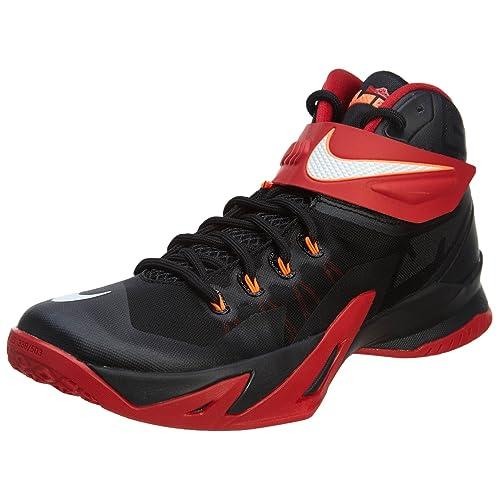 9da856fdabf Nike Men s Zoom Soldier VIII Basketball Shoe
