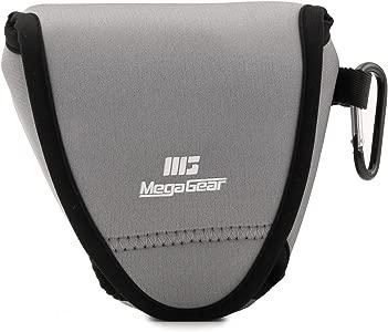MegaGear MG1336 Ultra Light Neoprene Case with Carabiner for Fujifilm ...