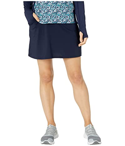 Straight Down Birdie Skort (Indigo) Women