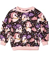 Cosmic Unicorn Sweatshirt (Toddler/Little Kids/Big Kids)