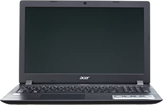 Acer Aspire A315-51-39X7 15.6 inç Dizüstü Bilgisayar Intel Core i3 4 GB 1000 GB Intel HD Graphics 520 Windows 10 Home, Siyah