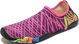 Mens Womens Water Shoes Quick Dry Barefoot for Yoga Swim Diving Surf Aqua Sports Pool Beach