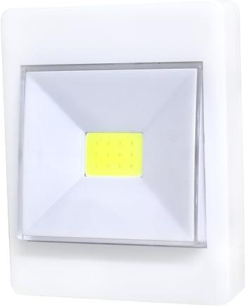Taschibra 15130004, Mini Luminária LED Portátil, 3 W, Branca