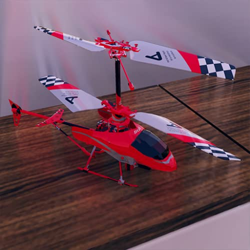 Rc Toy Helicopter Stunt Game 3D