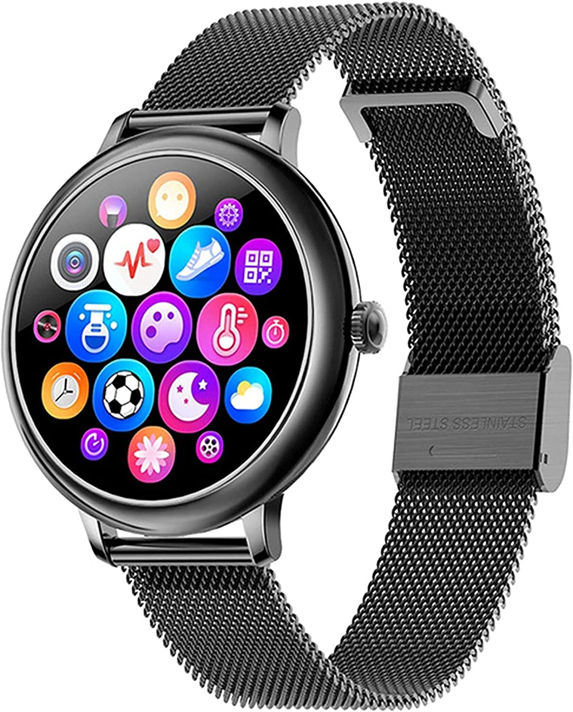 MXCHEN CF80 Fashion Free Shipping New NEW Smart Watch Ladies 1.08