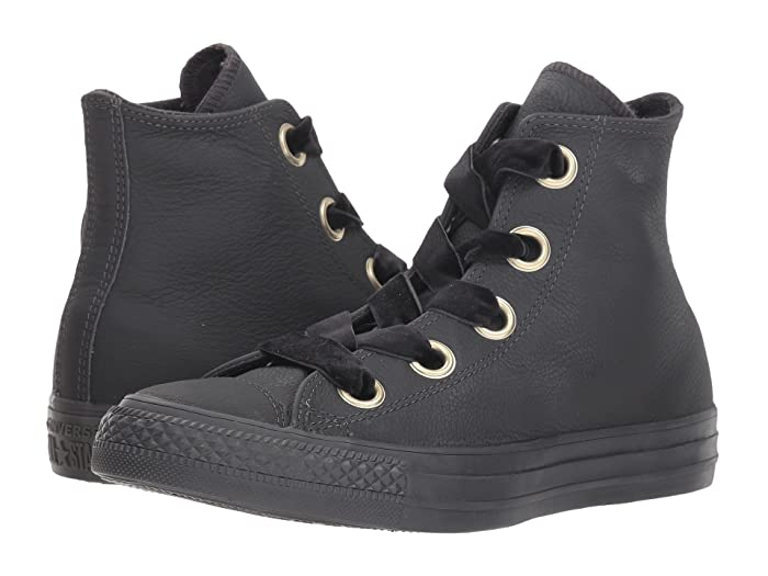 Chuck Taylor All Star Big Eyelet   Leather Hi by Converse