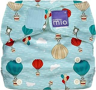 Bambino Mio, Miosolo All-in-One Cloth Diaper, OneSize, Sky Ride
